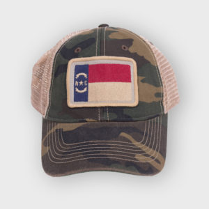 North Carolina Flag Hat