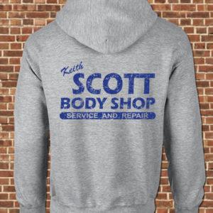 keith scott hoodie