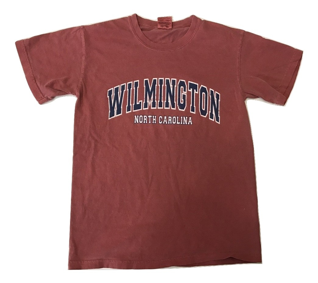 wilmington carolina t shirt vintage krazy