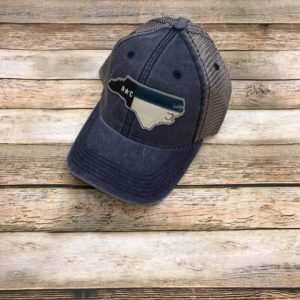 American Flag - Legacy OFA Trucker Hat - Camo - Krazy Mikez